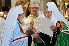 Протоиерей Петр Перекрестов: Произошло Таинство восстановления единства
