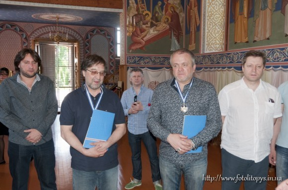 Юрий Шевчук награжден орденом Святого Андрея Первозванного  (3)