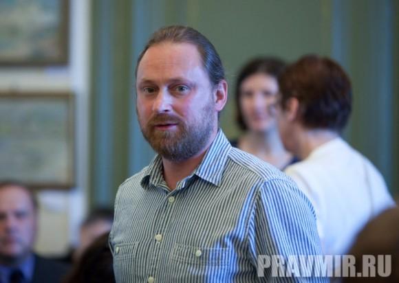 Ответственный редактор Журнала Московской Патриархии Сергей Чапнин