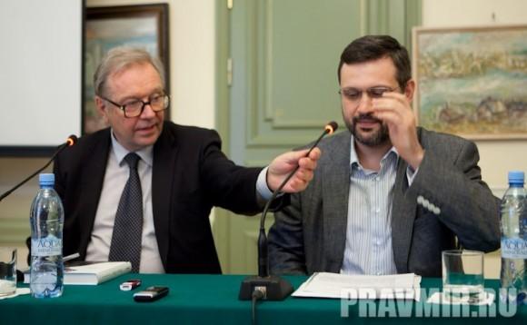 Кшиштоф Занусси, Владимир Легойда