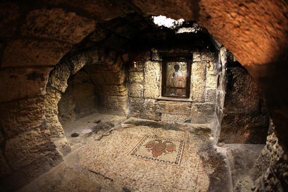 Пещера свт. Николая, Бейт-Джала