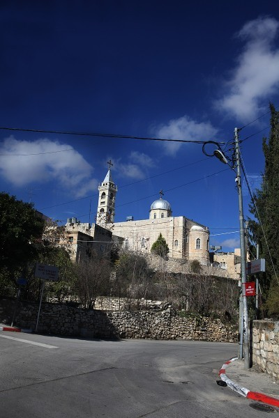 Храм в честь свт. Николая, Бейт-Джала