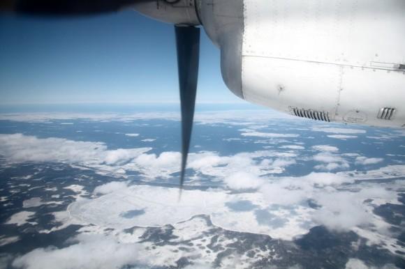 Над Белым морем