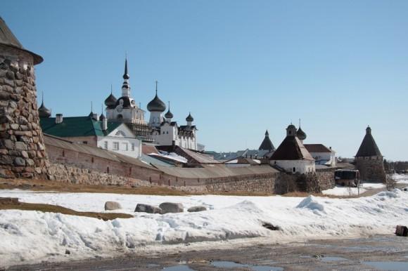 Соловецкий ставропигиальный мужской монастырь