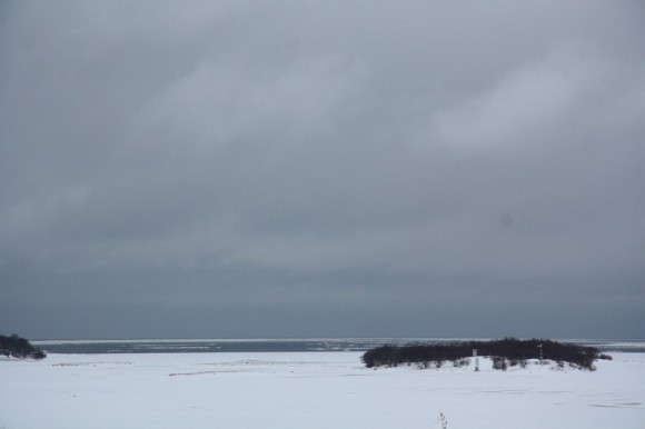 Вид на Белое море