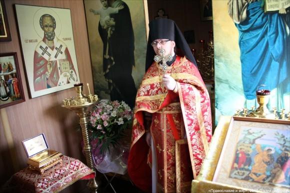 Иеромонах Никон, настоятель Спасского монастыря в Якутске