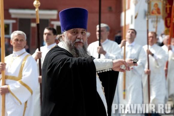 Молебен на Красной площади у Иверской. Фото Юлии Маковейчук (9)