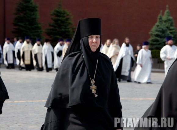 Молебен на Красной площади у Иверской. Фото Юлии Маковейчук (11)