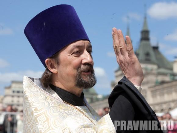 Молебен на Красной площади у Иверской. Фото Юлии Маковейчук (15)