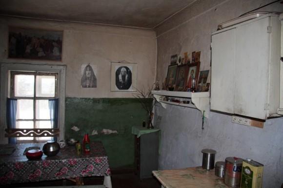 Кухня скита