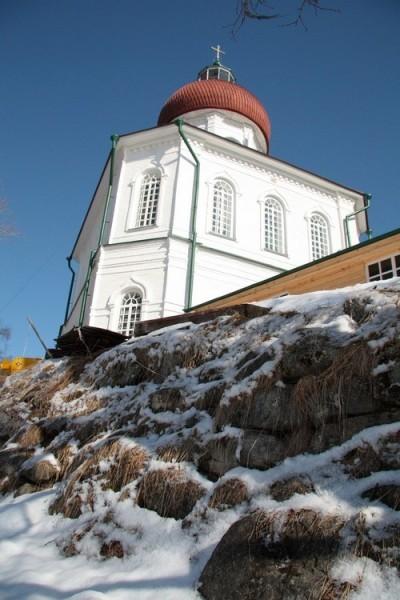 Единственная в мире церковь-маяк