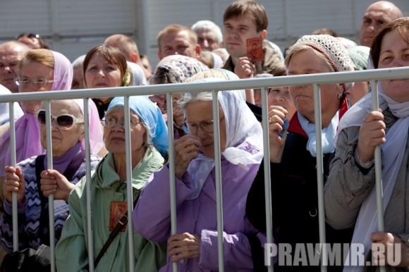 Молебен на Красной площади у Иверской. Фото Юлии Маковейчук (26)