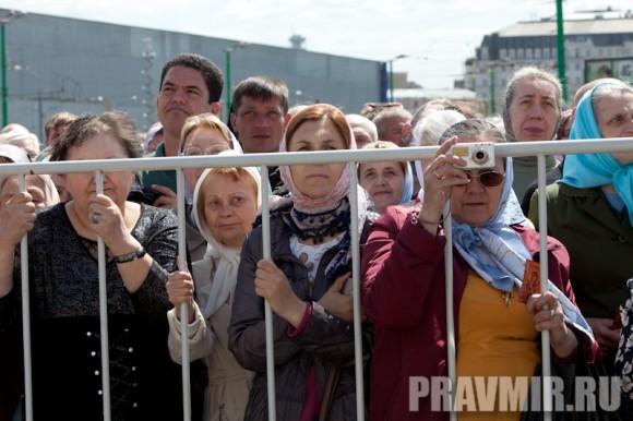Молебен на Красной площади у Иверской. Фото Юлии Маковейчук (27)