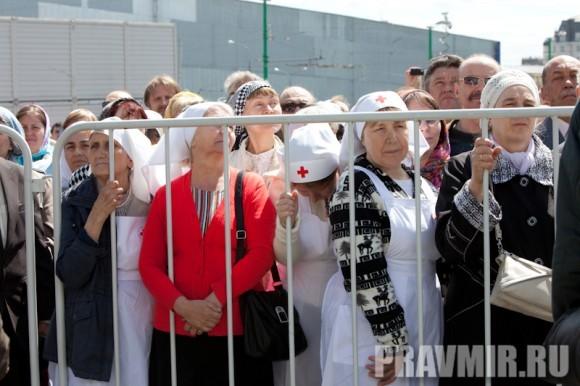 Молебен на Красной площади у Иверской. Фото Юлии Маковейчук (30)