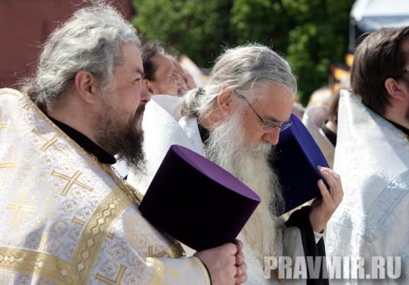 Молебен на Красной площади у Иверской. Фото Юлии Маковейчук (33)