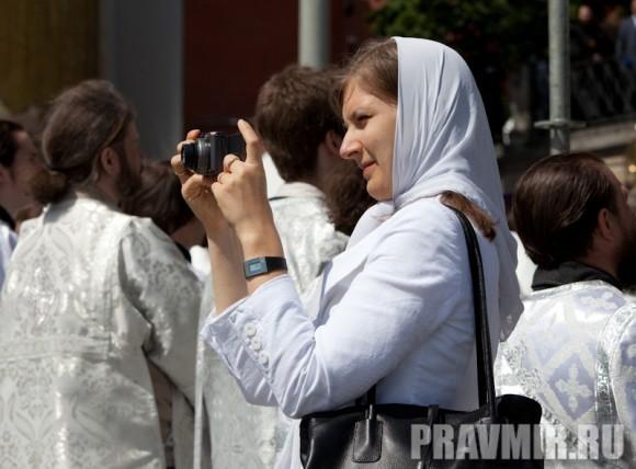 Молебен на Красной площади у Иверской. Фото Юлии Маковейчук (34)