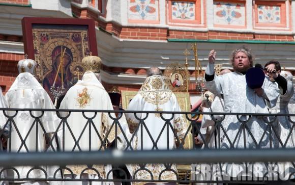 Молебен на Красной площади у Иверской. Фото Юлии Маковейчук (38)