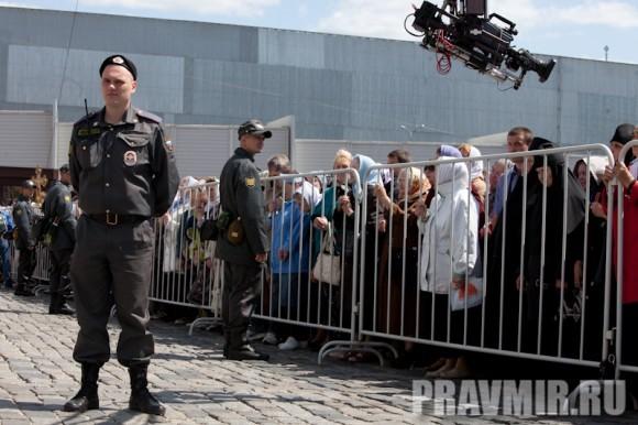 Молебен на Красной площади у Иверской. Фото Юлии Маковейчук (44)