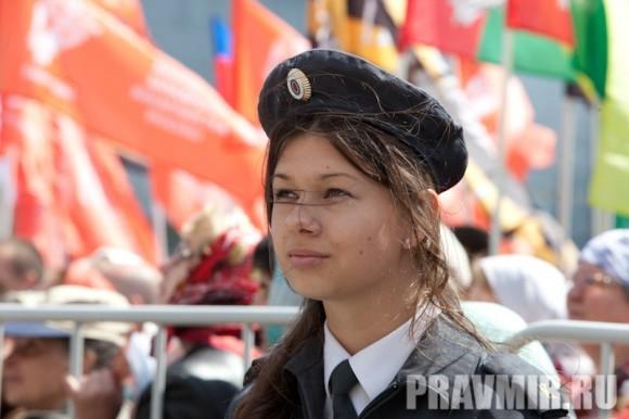 Молебен на Красной площади у Иверской. Фото Юлии Маковейчук (55)