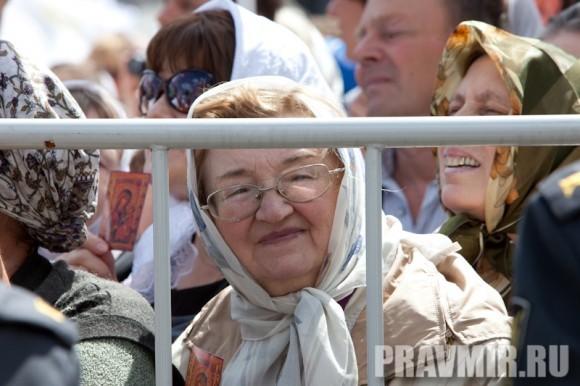 Молебен на Красной площади у Иверской. Фото Юлии Маковейчук (60)