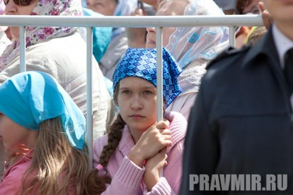 Молебен на Красной площади у Иверской. Фото Юлии Маковейчук (61)