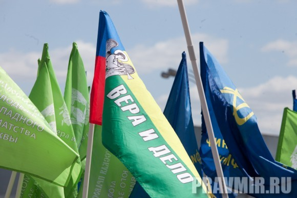 Молебен на Красной площади у Иверской. Фото Юлии Маковейчук (63)