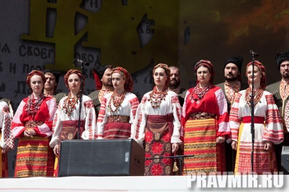 Молебен на Красной площади у Иверской. Фото Юлии Маковейчук (65)