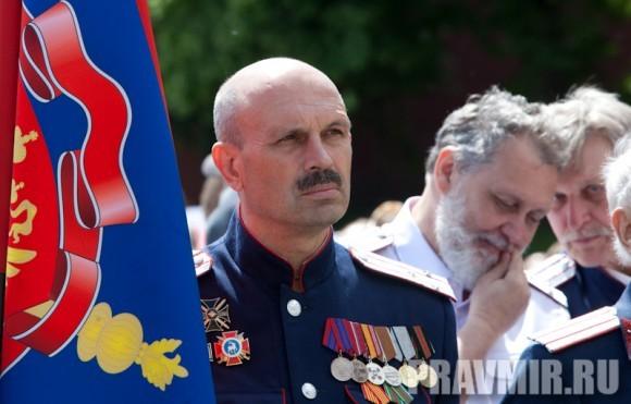 Молебен на Красной площади у Иверской. Фото Юлии Маковейчук (66)