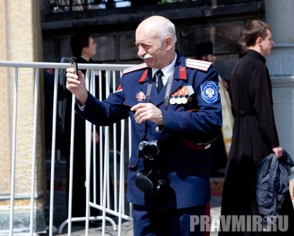 Молебен на Красной площади у Иверской. Фото Юлии Маковейчук (72)