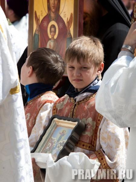 Молебен на Красной площади у Иверской. Фото Юлии Маковейчук (77)