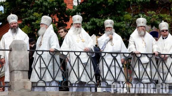 Молебен на Красной площади у Иверской. Фото Юлии Маковейчук (87)