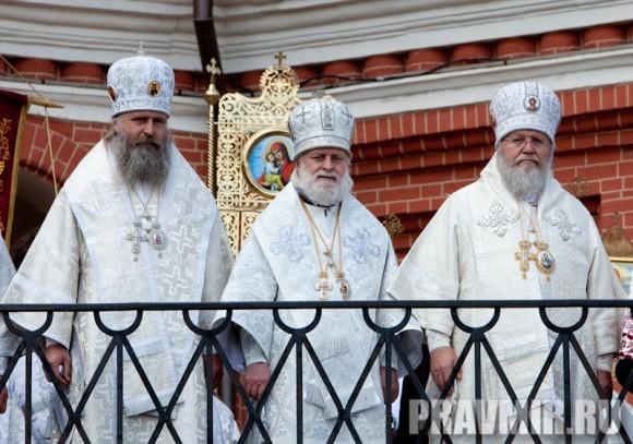 Молебен на Красной площади у Иверской. Фото Юлии Маковейчук (91)