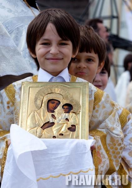Молебен на Красной площади у Иверской. Фото Юлии Маковейчук (92)