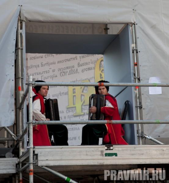 Молебен на Красной площади у Иверской. Фото Юлии Маковейчук (97)