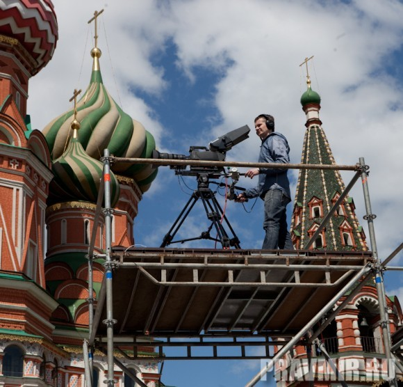Молебен на Красной площади у Иверской. Фото Юлии Маковейчук (98)