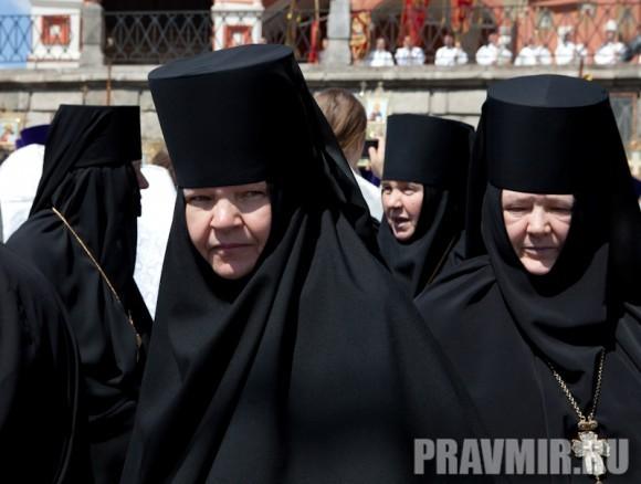 Молебен на Красной площади у Иверской. Фото Юлии Маковейчук (99)