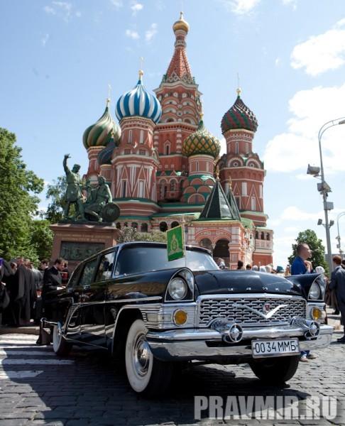 Молебен на Красной площади у Иверской. Фото Юлии Маковейчук (101)