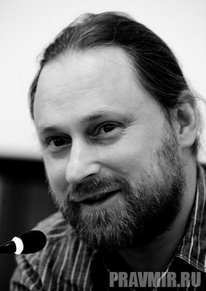 Сергей Чапнин, ответственный редактор Журнала Московского Патриархата.