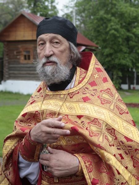 Литургия на Бутовском полигоне. Фото Владимира Ходакова (48)