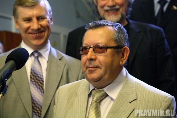 Генерал-лейтенант юстиции Юрий Леканов