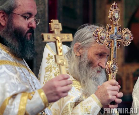Патриаршая литургия в Кремле и молебен у храма Василия Блаженного. Фото Владимира Ходакова (20)