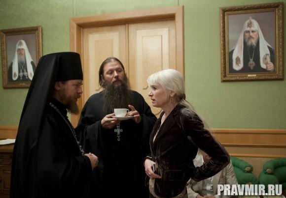 Литературная премия Патриарха. Фото Владимира Ходакова (8)