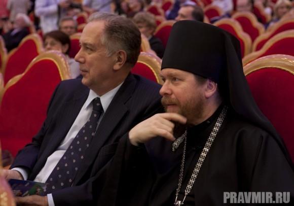 Литературная премия Патриарха. Фото Владимира Ходакова (11)