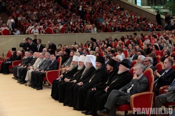 Литературная премия Патриарха. Фото Владимира Ходакова (13)