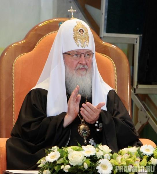 Литературная премия Патриарха. Фото Владимира Ходакова (14)