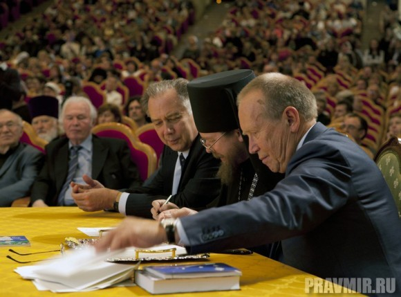 Литературная премия Патриарха. Фото Владимира Ходакова (21)