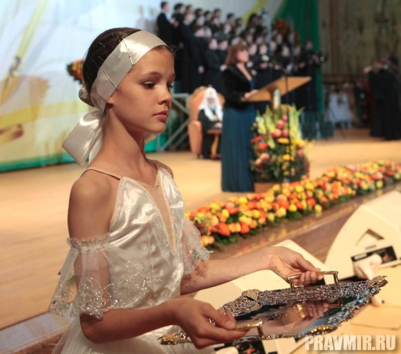 Литературная премия Патриарха. Фото Владимира Ходакова (18)