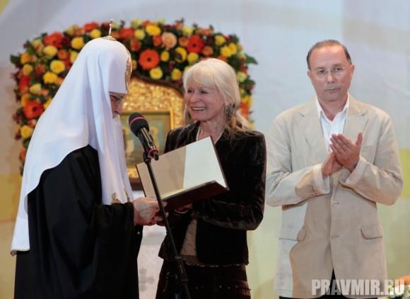 Литературная премия Патриарха. Фото Владимира Ходакова (23)
