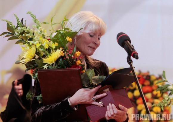 Литературная премия Патриарха. Фото Владимира Ходакова