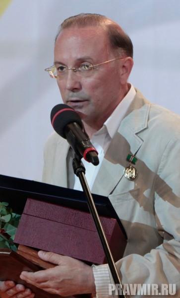 Литературная премия Патриарха. Фото Владимира Ходакова (27)